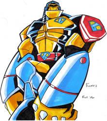 Bionic Six: F.L.U.F.F.I. by JamesRiot