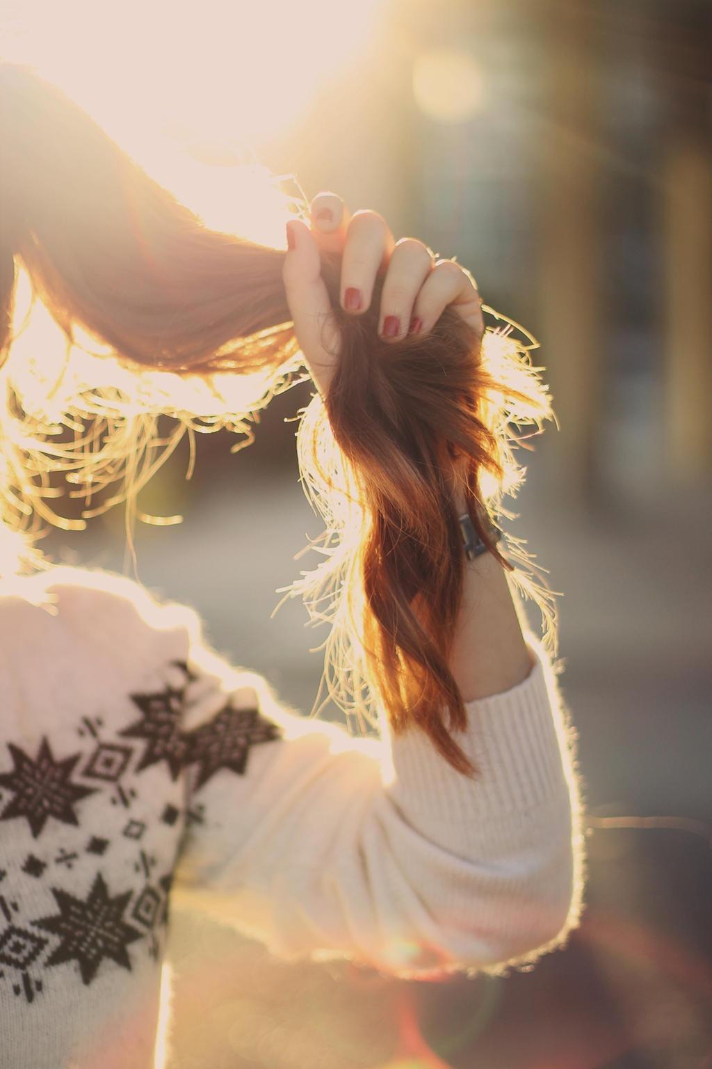 Magic Sunlight by HammettLady