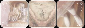 Carousel Princess | Deco Divider