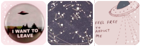 Star Charts | Deco Divider by TheCandyCoating