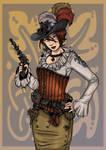 Steampunk Zoe