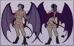 (CLOSED) purple demon adopt 1-32