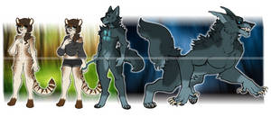 (CLOSED) Leashed beast and shy witch adopts 1-79
