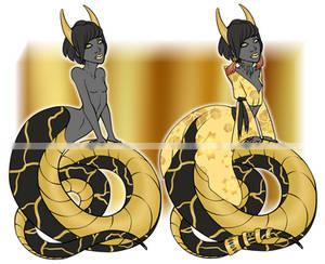 (OPEN) gold vein naga adopt 1-95