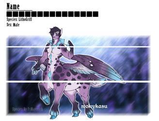 (REDUCED) Lithogriff/centaur adopt 2-22 by wolvykasu-adopts