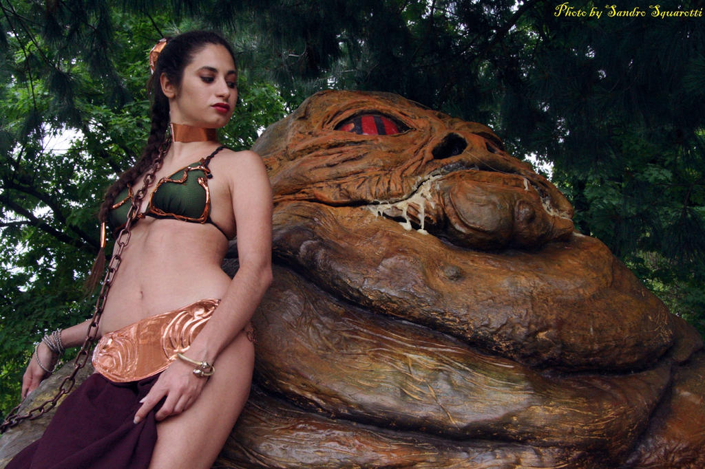Oola And Leia Submit To Jabba Slave Fanfiction Wiki PictureOola And Leia Submit To Jabba
