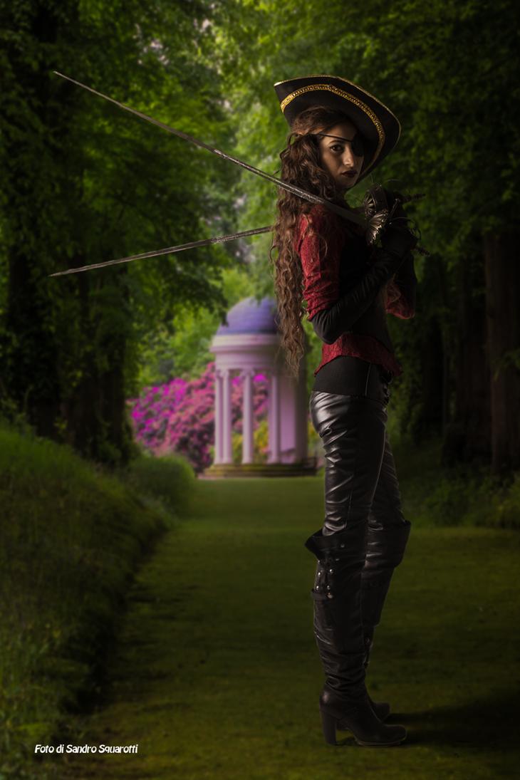 Mademoiselle Rochefort 13 by Darthsandr