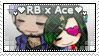 RB X Ace Stamp by Sparkleee-Sprinkle