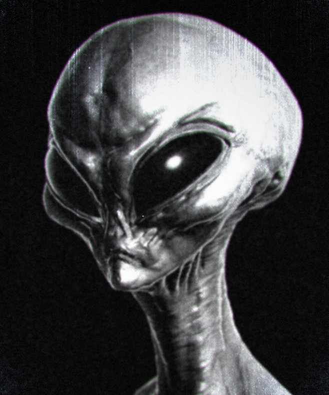 Alien by pabgo