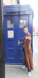 Tenth Doctor cosplay in London - VIII by ArwendeLuhtiene