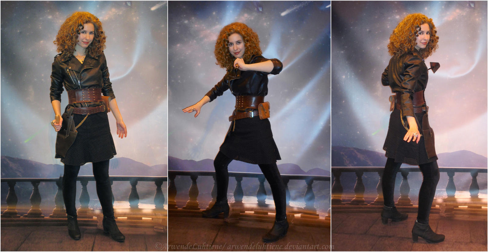 River Song Christmas special jacket cosplay -I by ArwendeLuhtiene ...