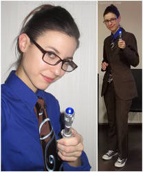 Tenth Doctor cosplay at the EstelCon 2016 by ArwendeLuhtiene