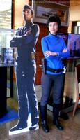 Spock cosplay at Cifimad 2017 - II
