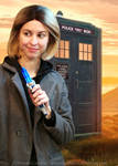 13th Doctor cosplay - The future is female