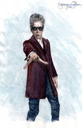 Doctor Who - Twelfth Doctor (colour)