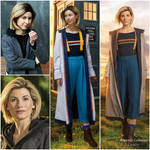 Cosplay vs character - 13th Doctor