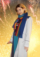 13th Doctor cosplay S11 - Happy Who Year! by ArwendeLuhtiene