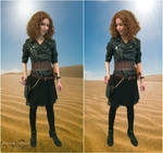 River Song THORS cosplay -  Space Archaeologist