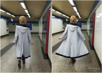13th Doctor cosplay - On the Underground II by ArwendeLuhtiene