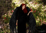Good Omens - Biblical Crowley cosplay II by ArwendeLuhtiene