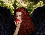 Good Omens - Biblical Crowley cosplay V by ArwendeLuhtiene