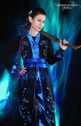 Warrior Luthien cosplay I by ArwendeLuhtiene