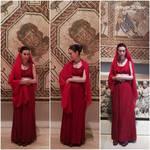 Roman priestess casual reenactment - III by ArwendeLuhtiene