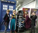 Doctor Who - Thirteen at LFCC 2018 I by ArwendeLuhtiene