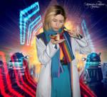 13th Doctor - Revolution of the Daleks III by ArwendeLuhtiene