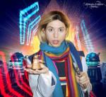 13th Doctor - Revolution of the Daleks II by ArwendeLuhtiene
