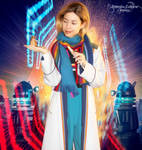13th Doctor - Revolution of the Daleks I by ArwendeLuhtiene