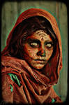 Afghan girl - National Geographic