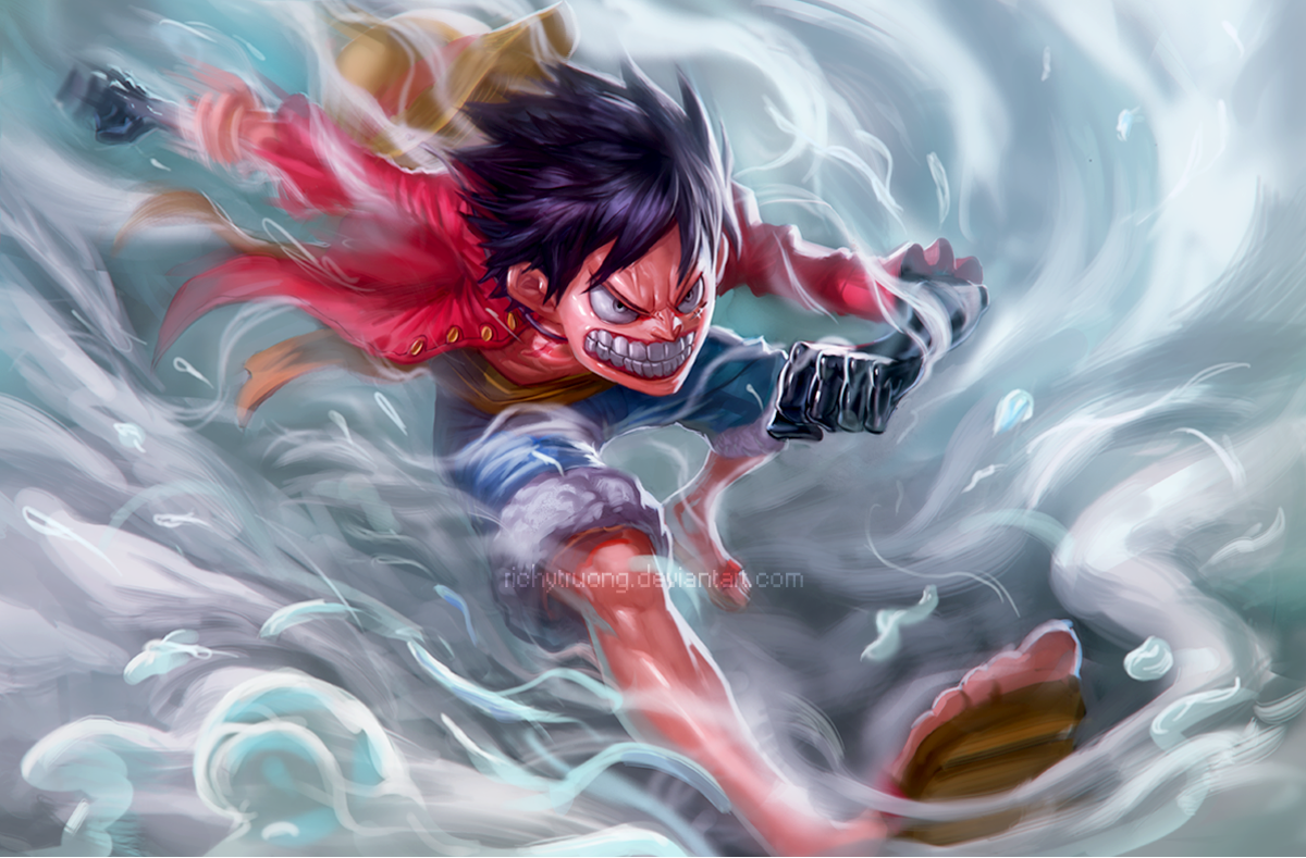 Gear Second by richytruong