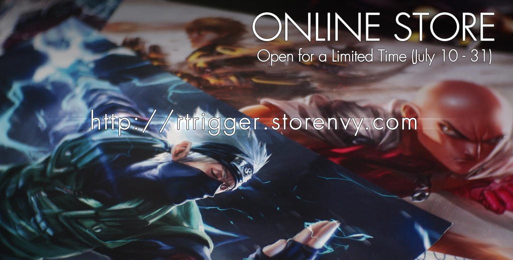 Online Store! by r-trigger