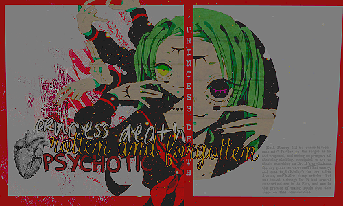 Princess psychotic... signature by a-Galaxysweth