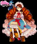 Princess Anime Render