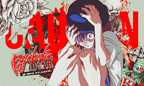 Psychotic ZOMBIE version Lucy by a-Galaxysweth