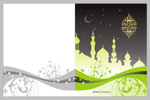 Eid Card by chekoolalli