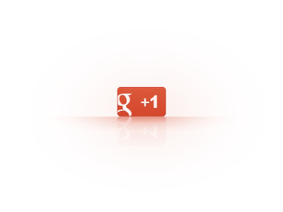 Google +1 button by Draganja
