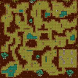 PMU Mystic Maze by Charticuno