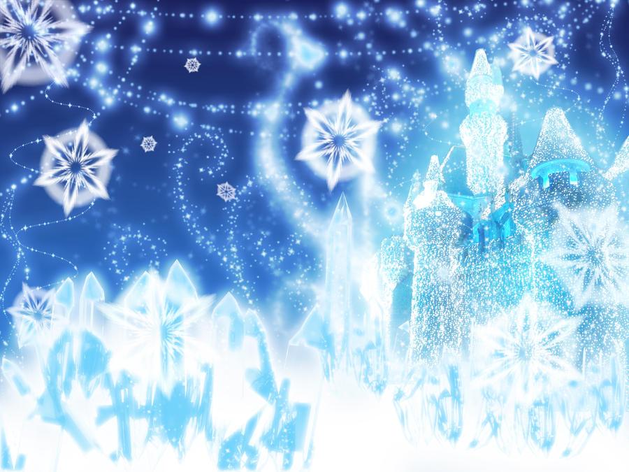 ice castle by kimesama -#main