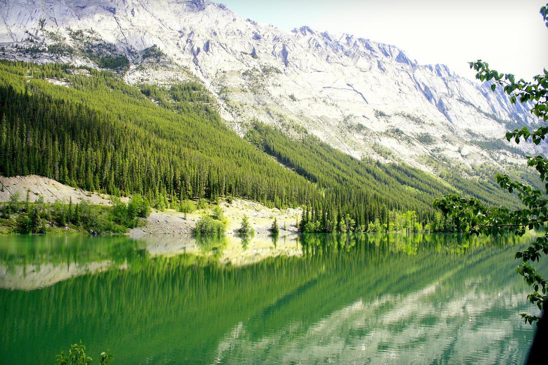 Green Lake by ash45623