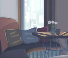 Random background