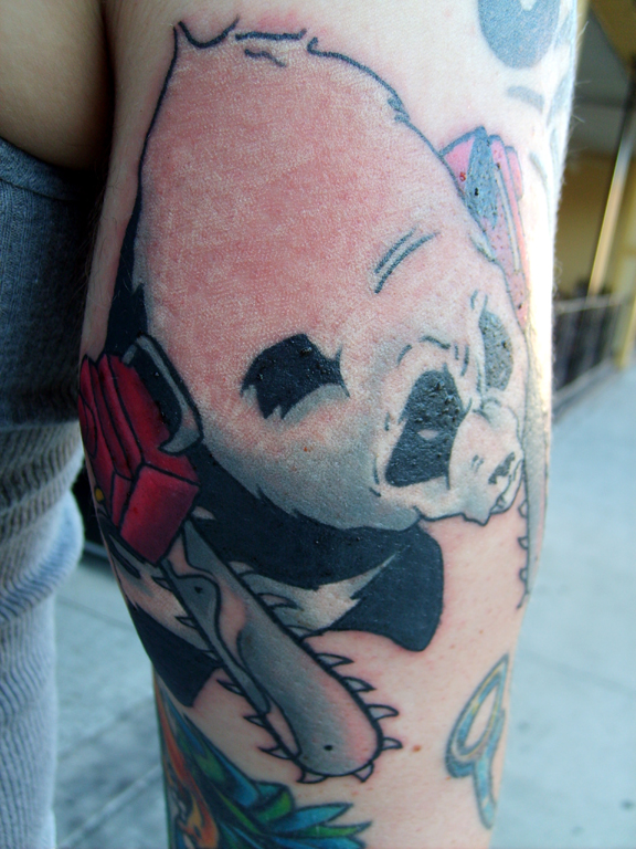 Pause panda by revalleycat on deviantart for Tattoo shops in ocala