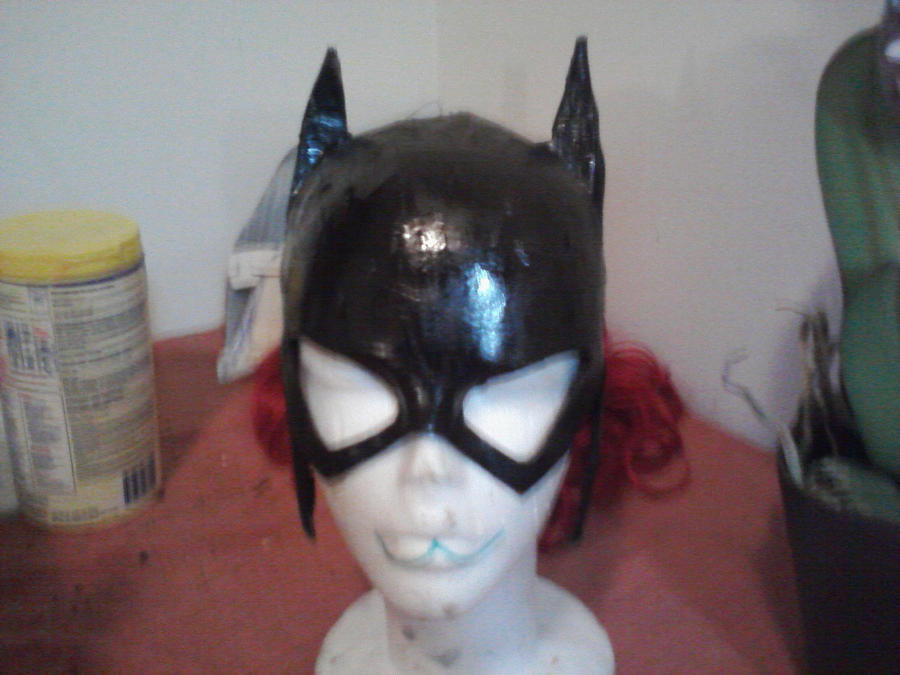 how to make catwoman cowl