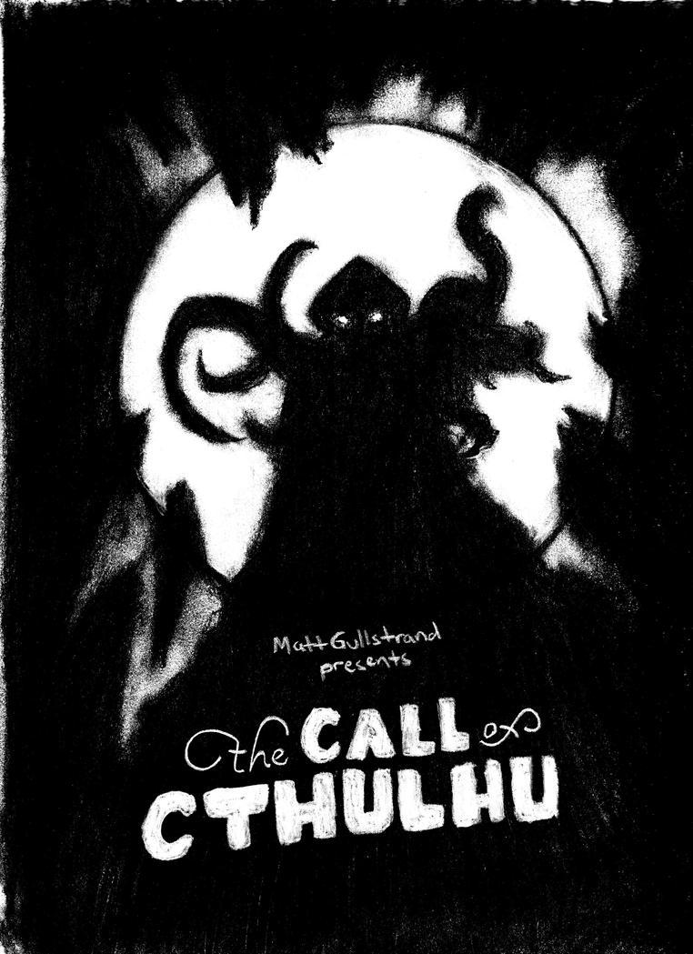 the Call of Cthulhu by SaintJimmy160