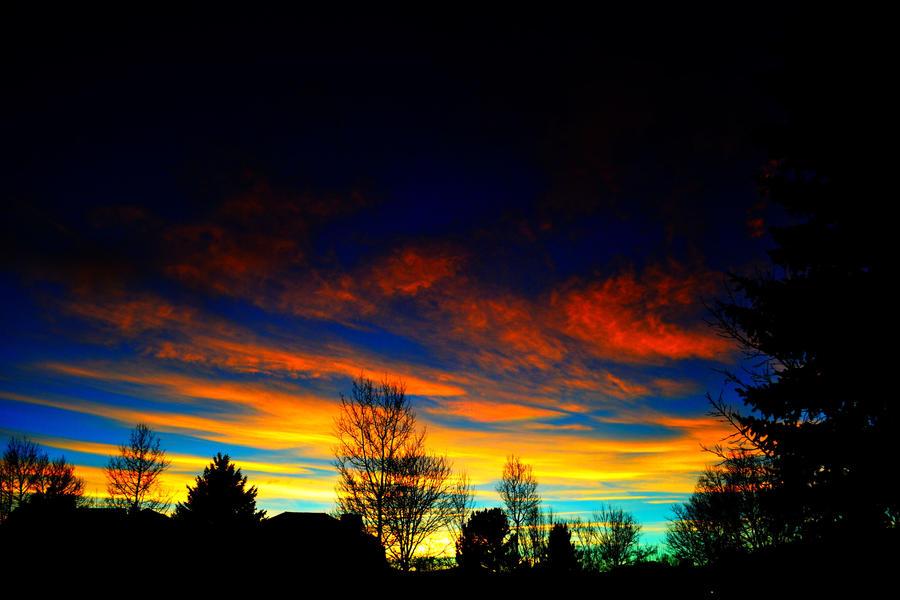 Under A November Sky by Delta406