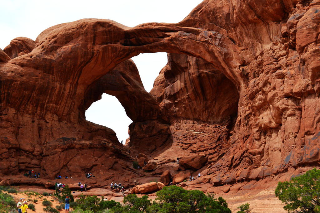 Double Arch by Delta406