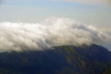 Far Over the Misty Sandias High by Delta406
