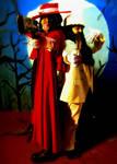 Alucard and Himself by MishimaHaiku